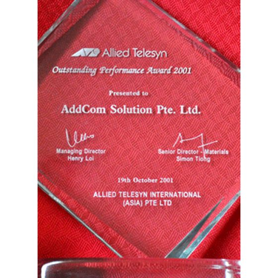 allied award