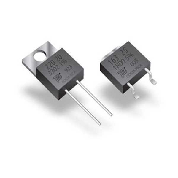 High Power Resistors