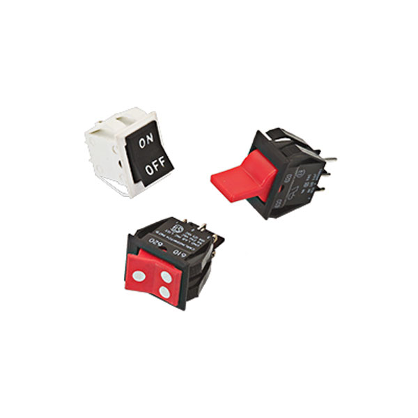 Compact Thermal Circuit Breaker