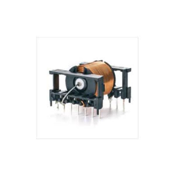 Coil capacitors