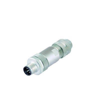 M Dcableconnector,Contacts:,.&#;.mm,shieldable,screwclamp,IP,UL