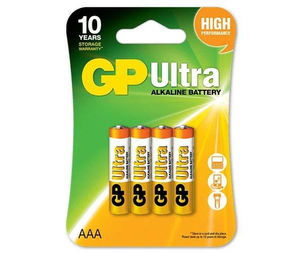 1_GP Ultra Alkaline AAA