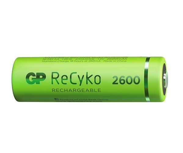 2_GP ReCyko battery 2600mAh AA_2