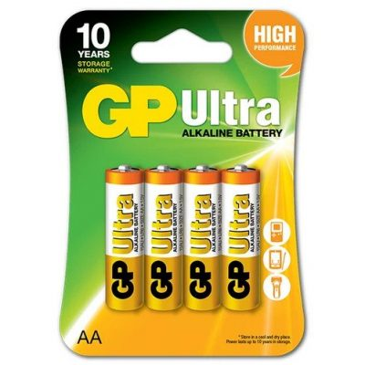 2_GP Ultra Alkaline AA