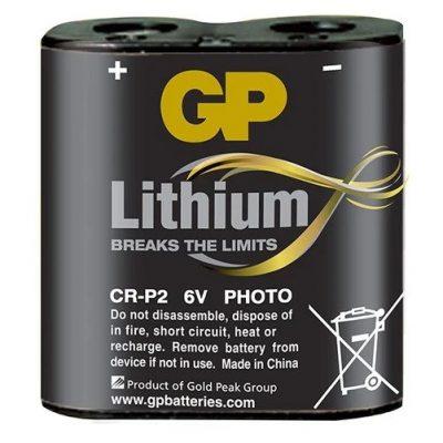 30_GP Primary Lithium - CR-P2