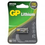 34_GP Primary Lithium - CR123A