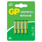 36_GP Greencell Carbon Zinc AAA