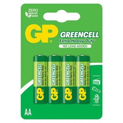 37_GP Greencell Carbon Zinc AA