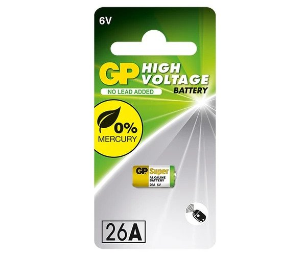 4_GP High Voltage Battery- 26A