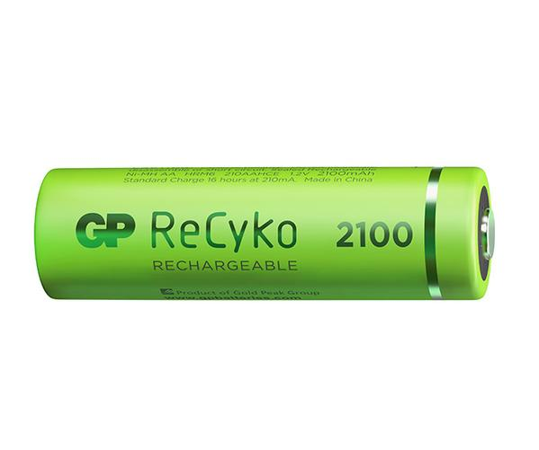 5_5_GP ReCyko battery 2100mAh AA-4 battery pack_2