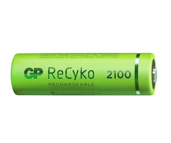 6_GP ReCyko battery 2100mAh AA-2 battery pack-2