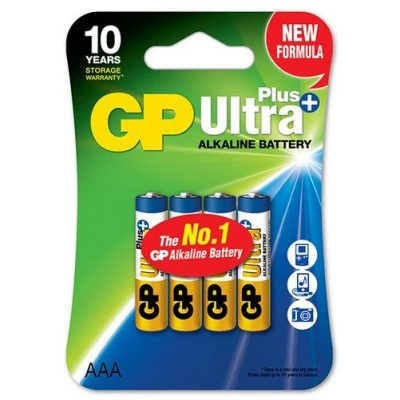 6_GP Ultra Plus Alkaline AAA