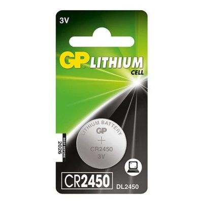 8_GP Lithium Cell Battery - CR2450