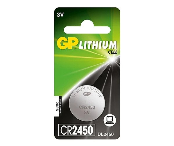 GPLithiumCellBattery CR