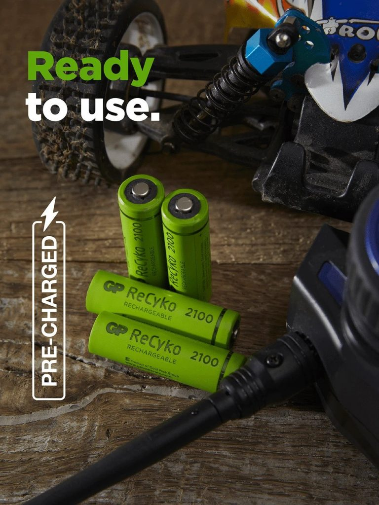 1_Rechargeable Batteries