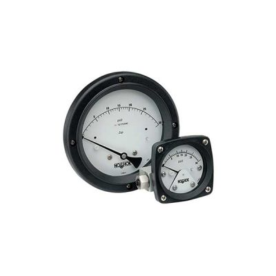 1000 Series Piston Type Differential Pressure Gauges