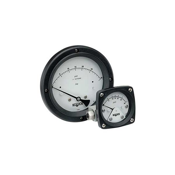 Series Piston Type Differential Pressure Gauges