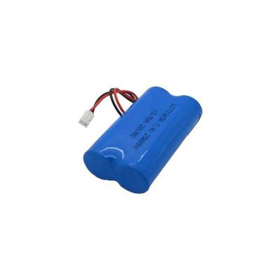 2500mAh Heating Li ion battery
