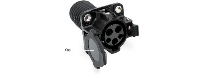 AC Charging Inlet T1L 02 Specs