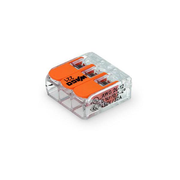 COMPACT splicing connector