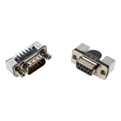 D Sub PCB connectors