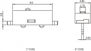 DA Series Terminal Types