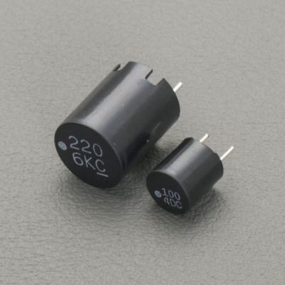 Pin type inductor