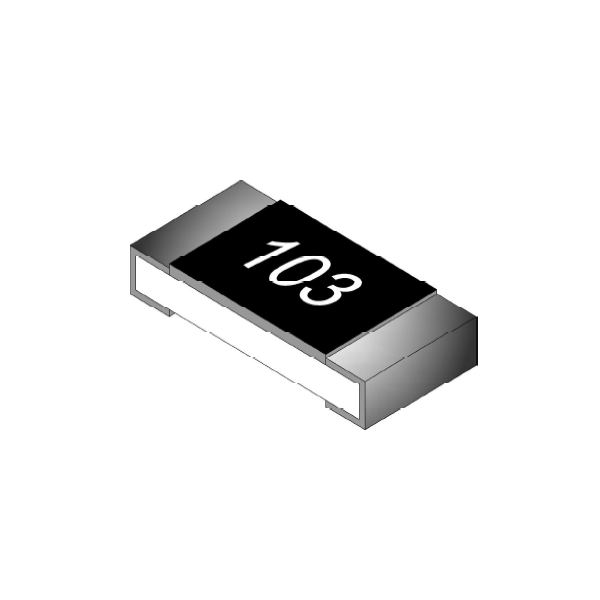 TCR THICK FILM TRIMMABLE RESISTORS