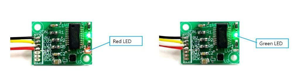 Vibration detection Module Sensor specs 1