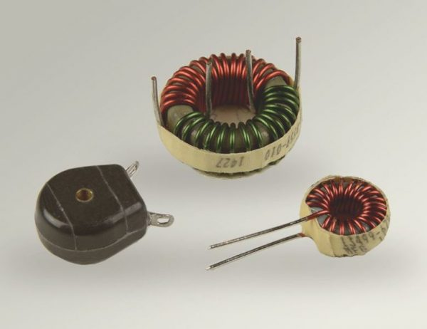 Feature Inductors