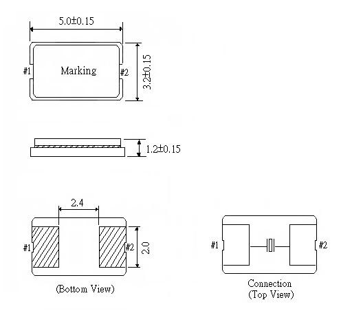 G5032B drawing