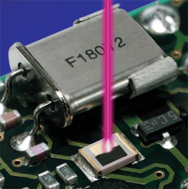 LASERtrim® RF Tuning Capacitors