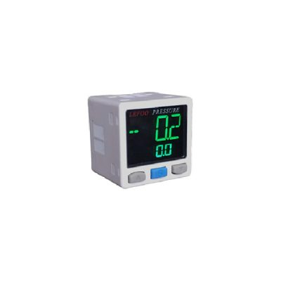 LFDS10X Series 2 Color Display High Precision Digital Pressure Switch