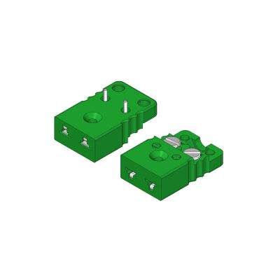 Miniature Jack for PCB flat mounting