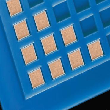 Single Layer Broadband Capacitors GBBL