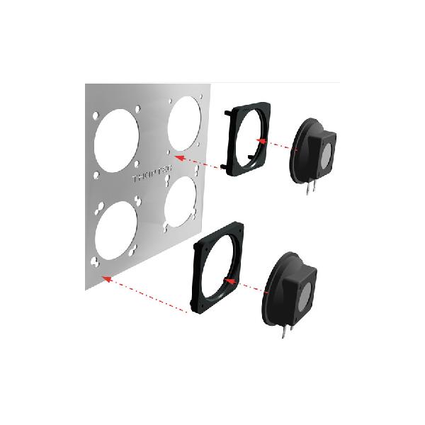 Speaker Fastener